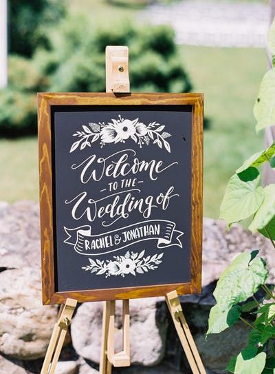 Chalkboard Wedding Signs.We Re Calling This The Best Christmas Present Ever In 2019 Wedding