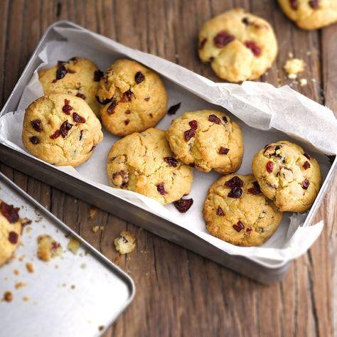 Koche jetzt Softcookies mit Cranberry in 20 und entdecke zahlreiche weitere Weight Watchers Rezepte.
