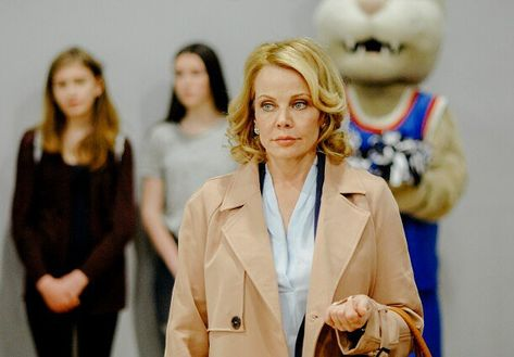 """Gail O'Grady on Playing a Sympathetic """"Smother"""" in Lifetime's """"Identity Theft of a Cheerleader"""""""