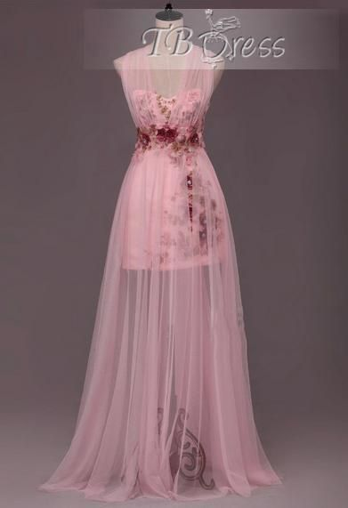 I Love this dress!!! Either for mother of the bride or even the bride...