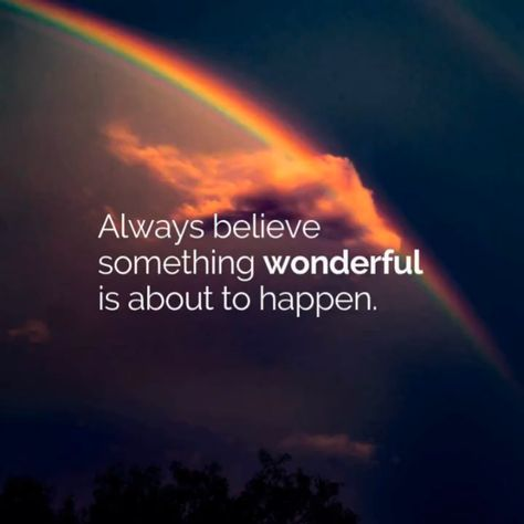 Keep believing! #inspirationalquotes #motivationalquotes #positivequotes