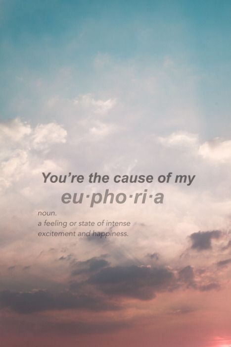 Euphoria Euphoria Quote Euphoria Quote Aesthetic Words
