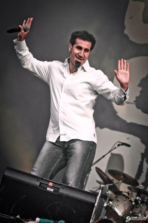 System Of A Down Serj Tankian Finland 2011 Musik Und Bvb