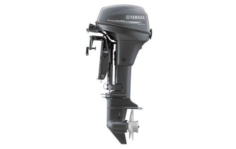2014 Yamaha Marine T9.9 High Thrust - 25 in. Shaft for sale in Duncan, BC…