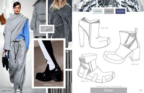 CoolBook Sketch – Women's Shoes (CD incluso) è un nuovo trend book che fornisce informazioni più recenti sulle tendenze moda femminili; outfit e dettagli di calzature sono illustrate per comprendere le giuste direzioni del mercato di scarpe da donna della prossima stagione F/W 2018/19. #mood #forecasting #color #coolbook #trendbook #SpringSummer2019 #Sketch #Shoes #style #research #woman #design #designer #fashion
