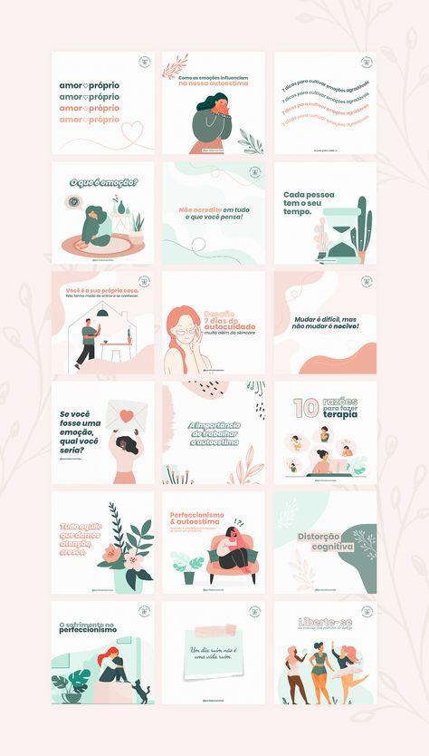 Social Media | Psicóloga Thaís Marchon