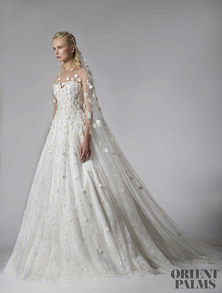 Fall Dresses 2020.Georges Hobeika Fall Winter 2019 2020 Bridal In 2019