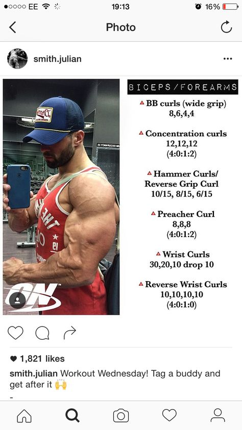 Chest workout Julian Michael Smith Motivation Pinterest Julian - new arnold blueprint ebook