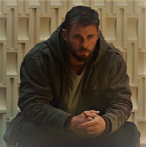 Chris Hensworth Avengers 4 Hooded Jacket