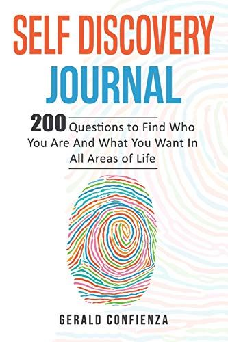 DOWNLOAD PDF] Self Discovery Journal 200 Questions to Find
