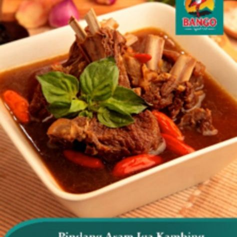 Pindang Asam Iga Kambing Resep Resep Masakan Makanan Resep Daging