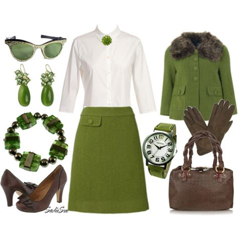 cute vintagey inspired outfit