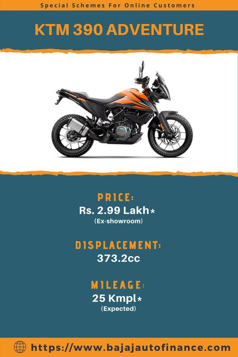 Ktm Has Recently Launched Its Adventure Bike Named Ktm 390
