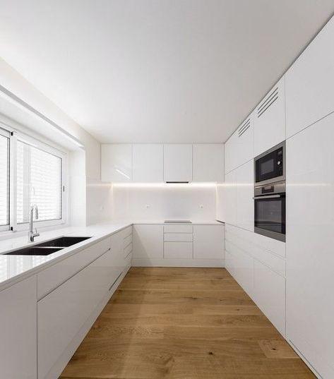 Minimalistkitchen Interior Design: 42 Wonderful Minimalist Kitchen Design Ideas For You To