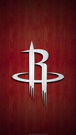 Houston Rockets Mobile Hardwood Logo Wallpaper V1 Basketballschedule Times De Basquete Arte De Basquete Basquete Fotos