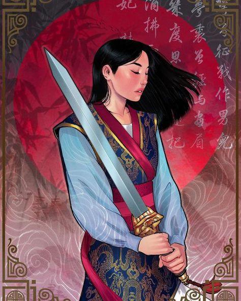 hi, i'm demi! Disney Kunst, Arte Disney, Disney Fan Art, Disney Magic, Disney Princess Facts, Disney Fun Facts, Princess Art, Disney Princess Warriors, Warrior Princess