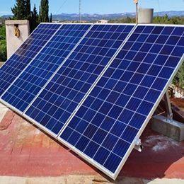 Instalacion Panel Solar 330w 24v Talesun Policristalino Solarpanels Solarenergy Solarpower Solargenerator Solarpan In 2020 With Images Solar Panels Best Solar Panels Solar Energy
