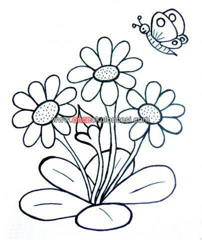 In Flower Pots Search In Google Flower Google Search Flower Stencil Flower Drawing Paper Quilling Patterns