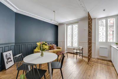 Realisations Renovation Complete D Un Appartement De 40 M2 Dans