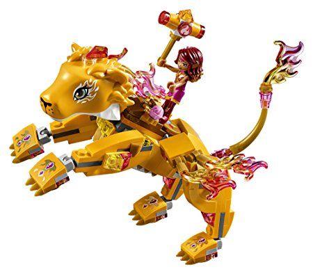 LEGO Elves 41192 Azari /& The Fire Lion Capture New Sealed Box