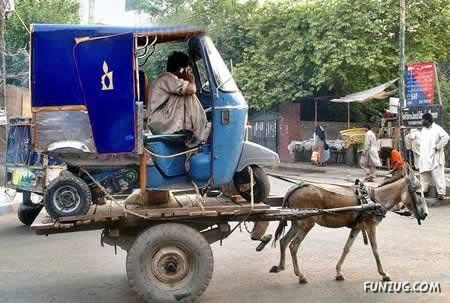 Only in Pakistan