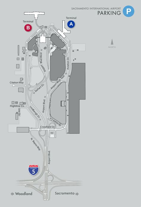 map of sacramento airport Smf Maps Map Airport Parking Map Screenshot map of sacramento airport
