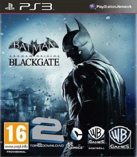 Batman Arkham Origins Blackgate Ps3 Iso Rom Download Batman Batman Arkham Origins Batman Comic Art