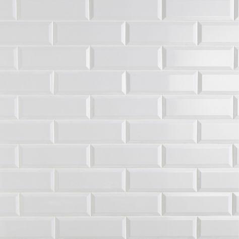 Carrelage Mural Plaquetas En Faience Blanc 10 X 30 Cm Leroy Merlin Parement Mural Carrelage Metro Blanc Texture Carrelage