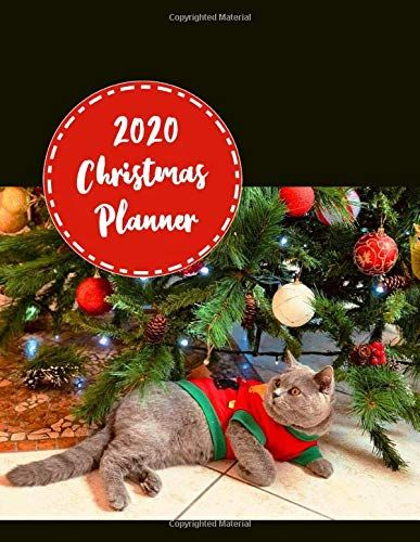 2020 Christmas Planner: The All in One Holiday Organizer For a