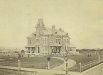 Jackson Mansion Berwick Pa The Historical Society Home To Civil War Veteran Clarence My Pions Pinterest