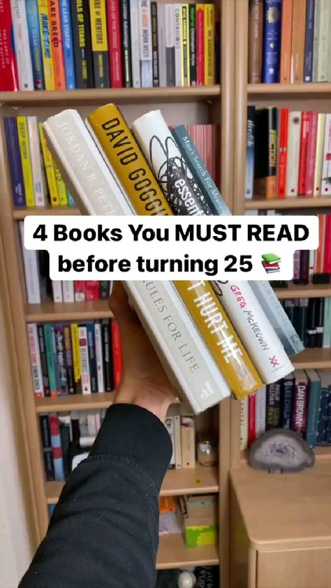 4 books to read