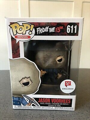 Jason Voorhees Friday the  13th Exclusive by Funko Bag Mask Horror