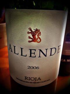 El Alma Del Vino Finca Allende Crianza 2006 Fincas Vinos Y