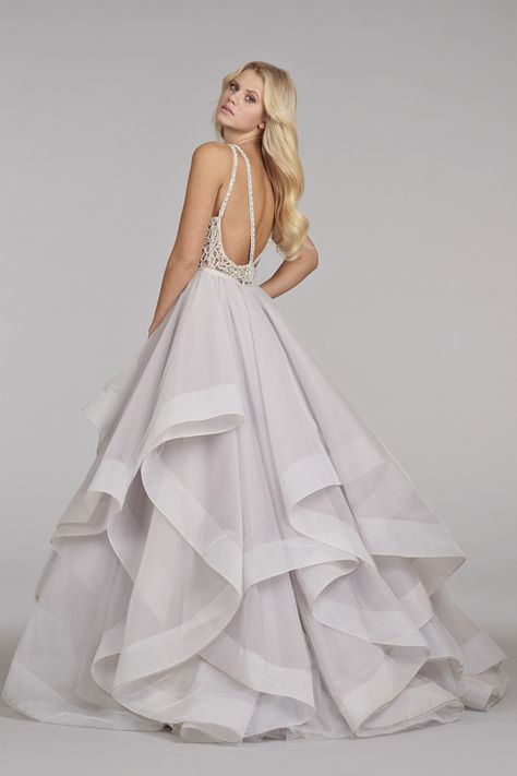 Wedding Dresses Spring 2014 - Hayley Paige Collections - StyleMePretty LookBook - Style Me Pretty