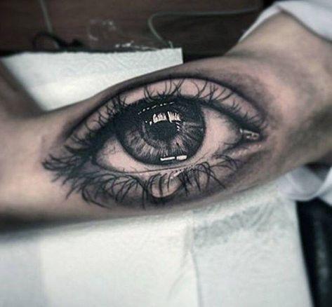 Compelling Eye Tattoos & Their Types on Media Democracy