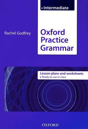 Oxford Practice Grammar Intermediate Lecciones De Gramática Libro Ingles Enseñanza De Inglés