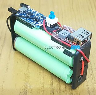 Diy Solar Battery Charger For 18650 Li Ion Batteries Solar Battery Charger Solar Battery Diy Solar