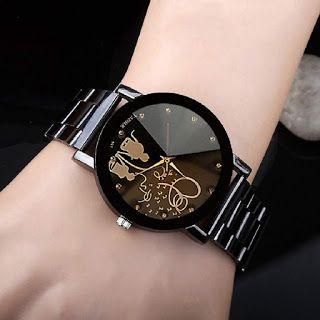 Apun Ka Style Skyloft Analog Black Dial Women S Watch J49 Women Wrist Watch Womens Watches Watches Women Black