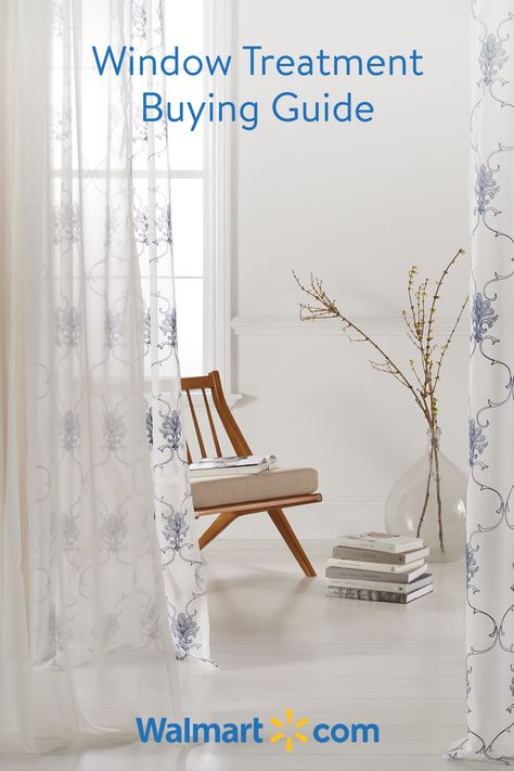 Window Treatment Buying Guide
