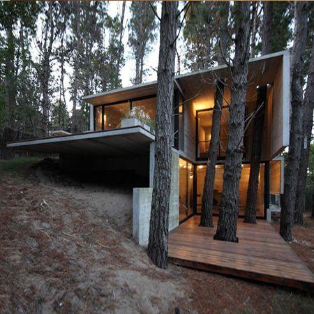 The Sensational House of the Week N°30 ! Maison et Berceaux - qu est ce qu une maison bioclimatique