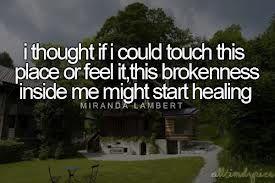 Miranda Lambert the house that built me lyrics