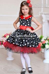 3c197c87678 Нарядные платья для девочек – купить детское праздничное платье в интернет  магазине Baby-modnik