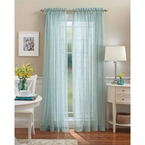 Better Homes And Gardens Mum Lace Tailored Curtain 8 Panel At