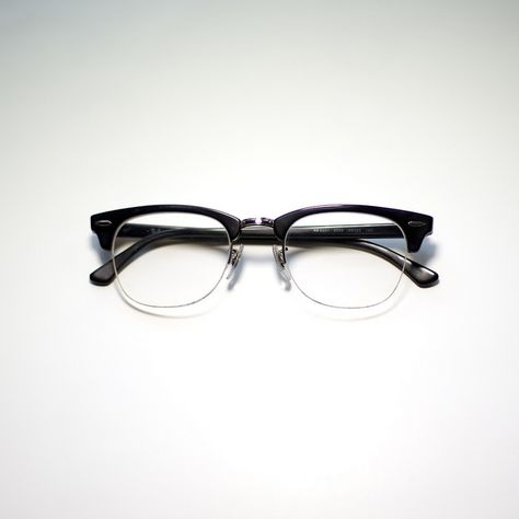 34dbc9dd87a Cutler   Gross round frame glasses ( 410) ❤ liked on Polyvore featuring  accessories