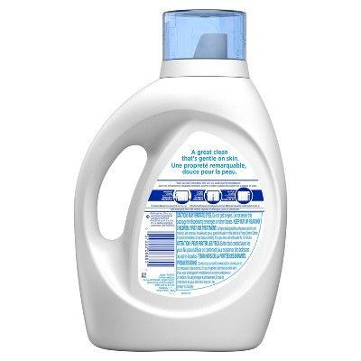 Tide Free He Liquid Laundry Detergent 92 Fl Oz Laundry Liquid