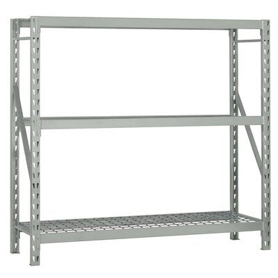 Wfx Utility Bulk Storage Rack 3 Shelf Shelving Unit In 2020 Storage Rack Metal Storage Racks Storage Shelves