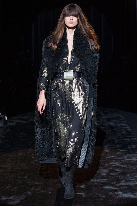 Emanuel Ungaro Fall 2016 Ready-to-Wear Fashion Show