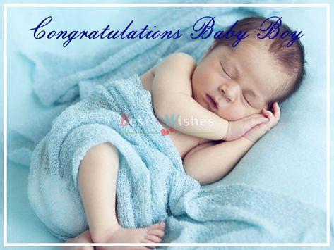 congratulations baby boy it