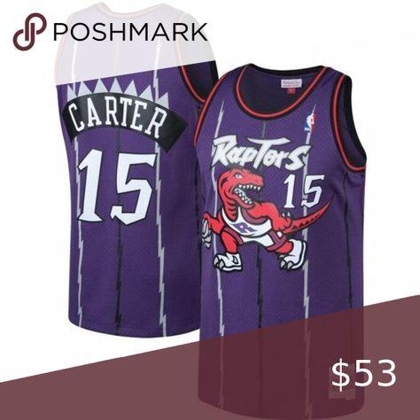 Check out this listing I just found on Poshmark: Toronto Raptors #15 Vince Carter NBA Jersey Purple. #shopmycloset #poshmark #shopping #style #pinitforlater #NIKE #Other
