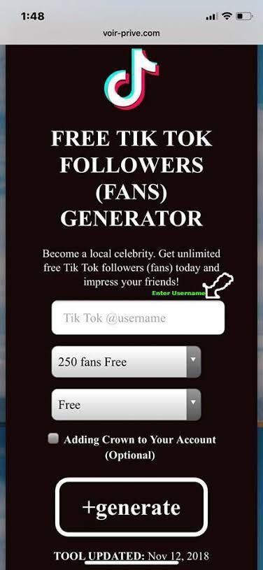 Tiktok Followers Hack Tk Maxx